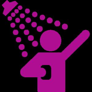 [Titre du site] Picto douche